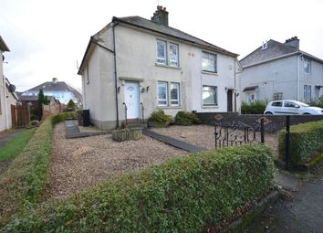 Thumbnail 3 bed semi-detached house for sale in Melville Street, Kilmarnock
