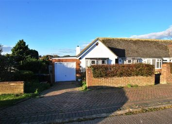 Thumbnail 3 bed semi-detached bungalow for sale in First Avenue, Bexhill-On-Sea, East Sussex