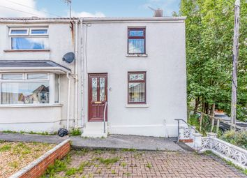 Thumbnail 1 bed end terrace house for sale in Sway Road, Morriston, Swansea