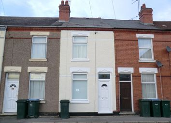 Thumbnail 4 bedroom terraced house to rent in Highfield Road, Coventry