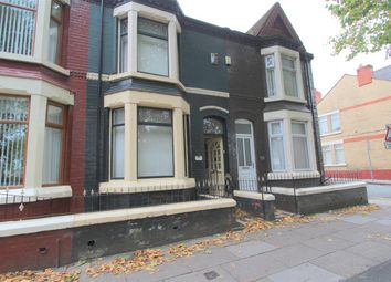 Thumbnail 3 bed terraced house for sale in Lower Breck Road, Anfield, Liverpool