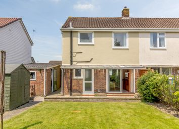 Thumbnail 3 bed semi-detached house for sale in Cob Walk, Crawley, West Sussex