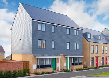 """Thumbnail 4 bed semi-detached house for sale in """"Hythe"""" at Fen Street, Brooklands, Milton Keynes"""