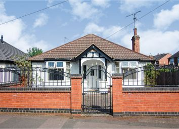 Thumbnail 2 bed detached bungalow for sale in Abbey Road, West Bridgford
