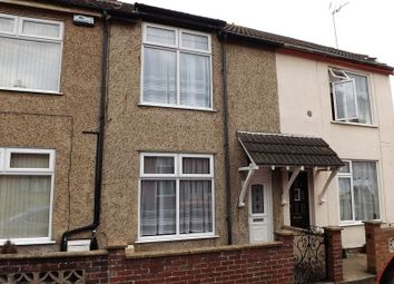 Thumbnail 3 bed terraced house for sale in Ashby Road, Lowestoft