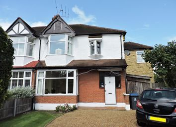 Thumbnail 4 bed semi-detached house for sale in Thetford Road, New Malden
