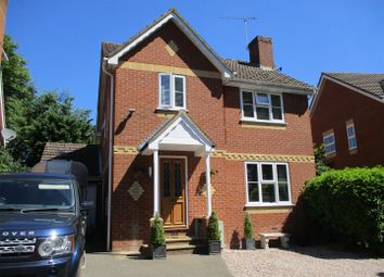 Thumbnail 5 bed detached house for sale in Barclay Field, Kemsing, Sevenoaks