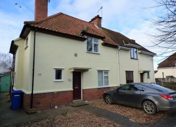 Thumbnail 3 bedroom property to rent in Yeovil Road, Lowestoft