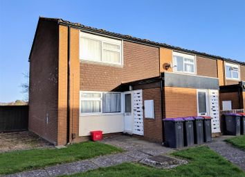 Thumbnail 1 bed flat for sale in Cedar Close, Overdale, Telford