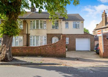 Thumbnail 4 bed semi-detached house for sale in Compton Avenue, Leagrave, Luton