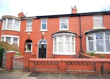 Thumbnail 3 bed terraced house for sale in Watson Road, Blackpool, Lancashire
