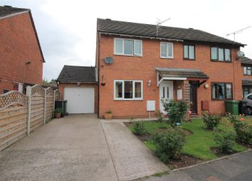 Thumbnail 3 bed semi-detached house for sale in Goodwin Way, Hereford