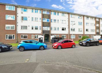 Thumbnail 2 bed flat for sale in Godwyne Close, Dover, Kent