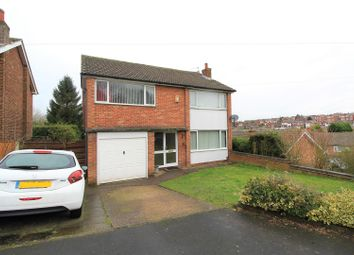 Thumbnail 4 bed detached house for sale in Blantyre Avenue, Rise Park, Nottingham