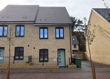 Thumbnail 3 bed semi-detached house for sale in Vivd @ Woolmer Green, Monarch Green, Bordon