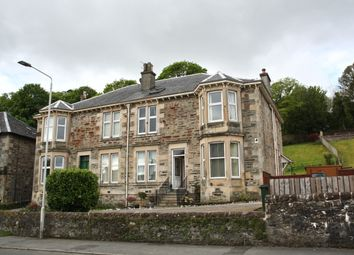 Thumbnail 4 bed maisonette for sale in 15 High Road, Port Bannatyne, Isle Of Bute