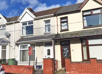 Thumbnail 3 bed terraced house for sale in George Street, Ystrad Mynach, Hengoed