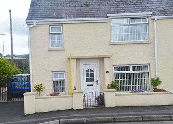 Thumbnail 3 bed semi-detached house for sale in Roe Mill Road, Limavady, County Londonderry