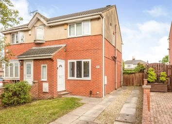 Thumbnail 2 bed semi-detached house for sale in Old Farm Crescent, Flockton Road, Bradford
