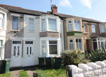 Thumbnail 3 bed terraced house for sale in Dennis Road, Coventry