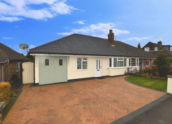 Thumbnail 2 bedroom bungalow to rent in Elizabeth Drive, Oadby, Leicester