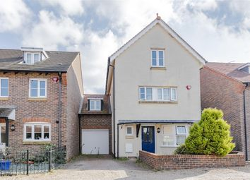 Thumbnail 5 bed detached house for sale in Lucksfield Way, Angmering