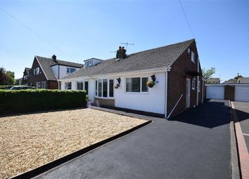 Thumbnail 3 bed semi-detached bungalow for sale in Linden Drive, Lostock Hall, Preston, Lancashire