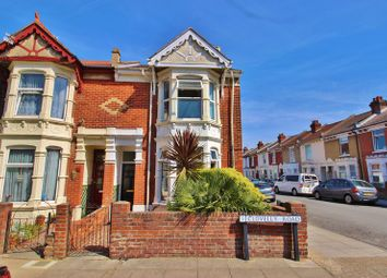 Thumbnail 1 bedroom flat for sale in Clovelly Road, Southsea