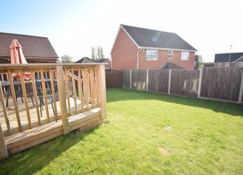 Thumbnail 4 bed detached house for sale in Stambourne Road, Humberstone, Leicester