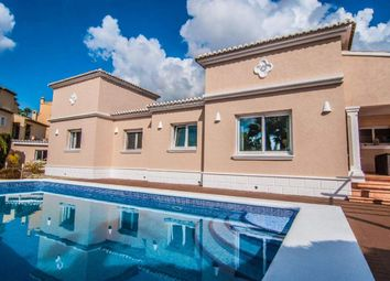 Thumbnail 4 bed chalet for sale in Calpe, Alicante, Spain