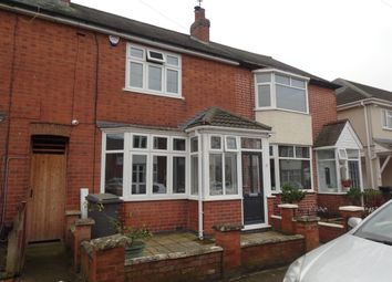 3 bed terraced house for sale in Dunbar Road, Leicester LE4
