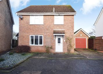 Thumbnail 4 bed detached house for sale in Redshank Crescent, South Woodham Ferrers, Chelmsford, Essex