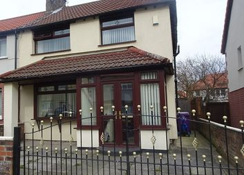 Thumbnail 3 bed terraced house for sale in Ingrave Road, Walton, Liverpool