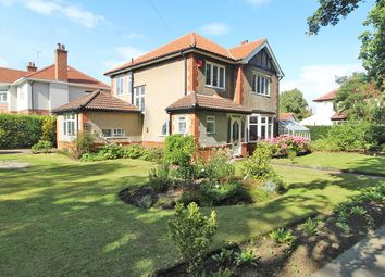 Thumbnail 4 bed detached house for sale in Hookstone Drive, Harrogate