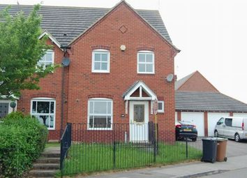 Thumbnail 3 bed end terrace house to rent in Rowallen Way, Timken, Daventry