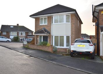 Thumbnail 3 bed detached house for sale in Rochester Road, Burham, Rochester