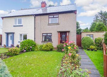 Thumbnail 2 bed semi-detached house for sale in Alwynside, Alnwick
