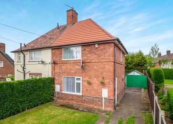 Thumbnail 2 bed semi-detached house for sale in Seaton Crescent, Aspley, Nottingham
