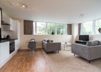 Thumbnail 1 bed flat to rent in The Broadway, Dudley