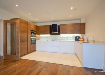 Thumbnail 3 bed flat to rent in Hurley Court, 939 High Road, London