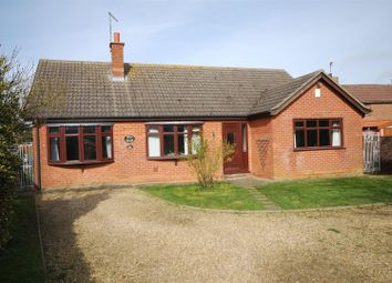 Thumbnail 3 bed detached bungalow for sale in Siltside, Gosberton Risegate, Spalding