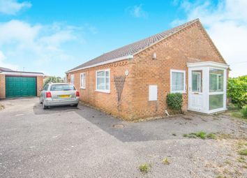 Thumbnail 3 bed detached bungalow for sale in Teal Close, Snettisham, King's Lynn