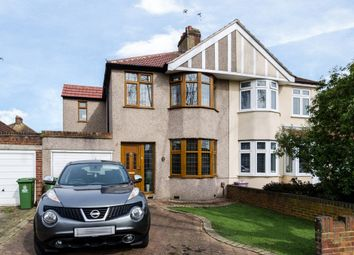 Thumbnail 3 bed semi-detached house for sale in Little Birches, Sidcup