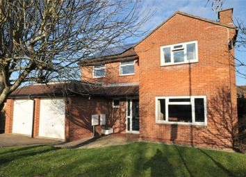 Thumbnail 4 bedroom detached house for sale in Sunnyvale Drive, Longwell Green, Bristol