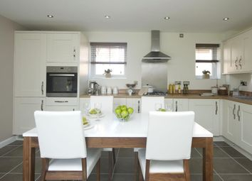 "Thumbnail 4 bedroom detached house for sale in ""Harrogate"" at Bevans Lane, Pontrhydyrun, Cwmbran"