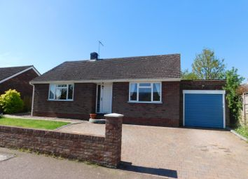 Thumbnail 3 bed detached bungalow for sale in Orwell Road, Stowmarket