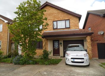 Thumbnail 4 bed detached house for sale in Keysland, Benfleet
