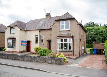 Thumbnail 3 bed semi-detached house for sale in Forbes Road, Falkirk