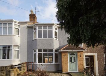 Thumbnail 3 bed terraced house for sale in Diamond Road, St. George, Bristol