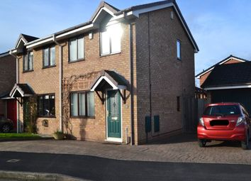 Thumbnail 2 bedroom property to rent in Saxon Court, Leegomery, Telford